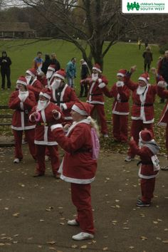 Our Santas on the Run events are so much fun.  Find out how you can take part and help support Children's Hospice South West by visiting our website >>  www.chsw.org.uk/santas #santas #christmas #festivefun #chsw #charity #childrenshospice