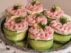 Linda´s Goda: Smörgåsbakelse Tapas, Scandinavian Food, Cooking Recipes, Healthy Recipes, Swedish Recipes, Appetisers, Fish And Seafood, Food Inspiration, Love Food