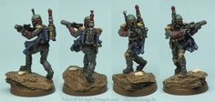 Agis Page of miniature painting and gaming - Imperial Assault