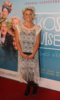 Iina Kuustonen, Katri Niskanen, Finland, fashion, lace