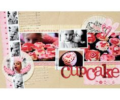 Scrapbook Valentine's Day Treats