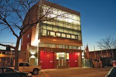 now this is how you do a fire station.
