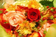 Sarah's Fall Wedding Flowers  North Park Florist 1514 Hertel Avenue Buffalo, NY 14216 (716) 838-1123 northparkflorist.com Fall Wedding Flowers, Buffalo, Park, Rose, Plants, Pink, Parks, Plant, Roses