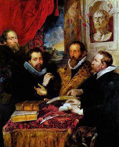 Peter Paul Rubens, Quattro Filosofi