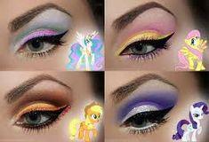 Resultado de imagen para maquillaje de fiesta para niñas