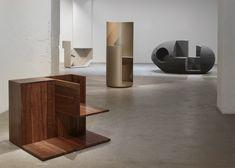 Konstantin Grcic creates Hieronymus seats for Paris exhibition