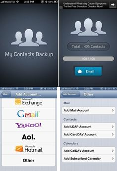 How to Transfer Your Contacts from iPhone to Android #mobile