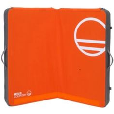 Wild Country Touchdown Pad Bouldering Pad. Well thought out, the Touchdown is a top spec pad that keeps working fall after fall, day after day. | at http://www.weighmyrack.com