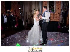 First dance at Carriage Hall wedding