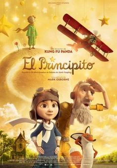 Una película en la que se fusionan literatura, cine e imaginación. Una nueva versión sobre el Principito, que, aunque no respeta la letra de la obra original, sí lo hace con el espíritu de esta.