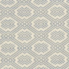 Baltica in Sky from Old World Weavers/Stark #fabric #cotton #organic #blue