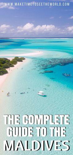 Maldives Travel. Travel in Asia.
