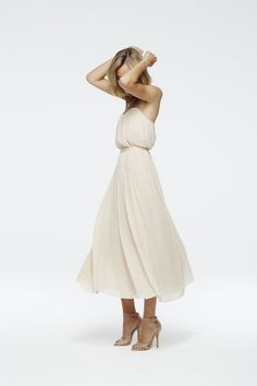 Paper Crown Pier Skirt, $196