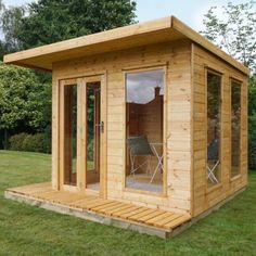 10ft-x-10ft-Tongue-and-Groove-Cube-Summerhouse-By-Waltons
