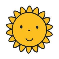 Nijntje zon