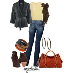 Winter Neutrals, created by angkclaxton on Polyvore