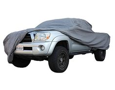 XtremeCoverPro Platinum Series Waterproof 100 Breathable Car Cover for Selected Toyota Tacoma Double Cab Long Bed 2005 2006 2007 2008 2009 2010 2011 2012 Platinum Gray >>> Learn more by visiting the image link. (This is an affiliate link) Car Body Cover, Toyota Tacoma Double Cab, Automatic Pool Cover, Ford Explorer Sport, Sport Trac, Honda Ridgeline, Platinum Grey, Ford Super Duty