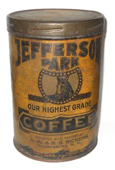 Jefferson Park Our Highest Grade Coffee