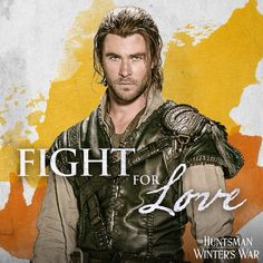 Eric the Huntsman - the huntsman - Chris Hemsworth
