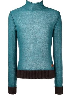 Al Duca D'Aosta 1902 roll neck sweater