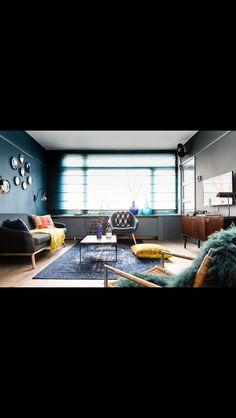 Jaren 30 huis in Rotterdam onder handen genomen door stylist Marian.