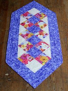 Gorgeous floral table runner for your dining table, buffet or kitchen table. A perfect gift for your mother, family member, colleague,