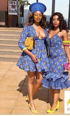African dress By Diyanu