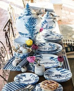 """Good morning…..as I periodically do I feature? a particular Pinterest board from my """"collection"""".? Today's post is calling all blue and white lovers. One of my favorite boards is, no surprise my Blue and White Love. This board is filled … Continue reading →"""