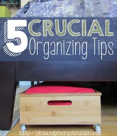 My favorite organizing links for the week - Sept 19/14