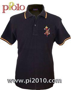 Polo Legión Española negro 22€ http://www.pi2010.com/Bandera-España-Hombre/Polo-casa-real-hombre/Polo-negro-Legion-española #polobanderadeEspaña #poloespañol #pololegionEspañola Etiquetar fotoAgregar ubicaciónEditar