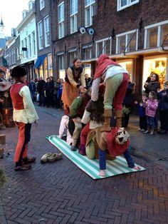 Voorstraat nostalgische kerst 2012 Brielle