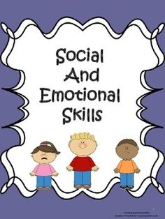 Social Skills and EmotionsWelcome to Educating Everyone 4 Life! Social and Emotional Skills is a resource to help teachers teach children about facial expressions, body language, and understanding feelings and emotions of themselves and others. This activity book contains matching games, flash cards, a wheel of emotions with activities, and a daily journal for children to express their personal feelings and emotions.