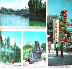 Ankara gençlik parkı 1970.
