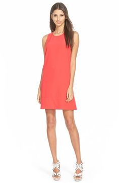 Leith Racerback Shift Dress available at #Nordstrom