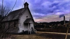 Coal miners church.