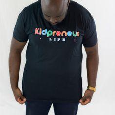 Workbook - Kidpreneur Life Kids Planner, Tees, Mens Tops, T Shirt, Life, Fashion, Supreme T Shirt, Moda, Chemises