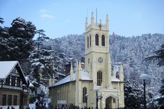 Weeklong Shimla Manali Tour Package - The places where you can enjoy all kind of holiday trip like family holiday, honeymoon trip and adventure tour.