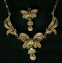 Filigree Filigree Jewelry, Silver Filigree, Antique Jewelry, Silver Jewelry, Sapphire Jewelry, Swirls, Quilling, Women Jewelry, Gold Necklace