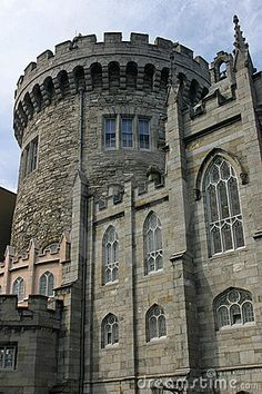 Dublin Castle off Dame Street, Dublin, was until 1922 the seat of British rule in Ireland, and is now a major Irish government complex Castle Ruins, Medieval Castle, Ireland Travel, Galway Ireland, Cork Ireland, Ireland Vacation, Belfast Ireland, Oh The Places You'll Go, Places To Visit