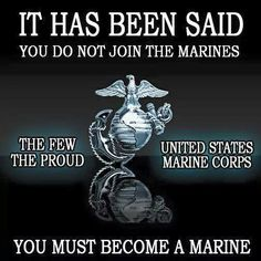 Marine Corps Quotes, Marine Corps Humor, Usmc Quotes, Military Quotes, Military Humor, Military Love, Us Marine Corps, Military Terms, Quotes Quotes