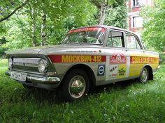 Izh Moskvich 412