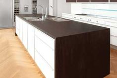 Worktops in Solid Wood.