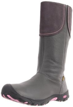 Keen Laken Boot WP Snow Boot (Toddler/Little Kid/Big Kid) Keen. $56.50. Rubber sole. leather