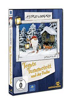 Tomte Tummetott und der Fuchs: Amazon.de: Astrid Lindgren, Sandra Schießl: DVD & Blu-ray