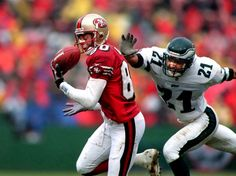 Jerry Rice (#80) 49ers