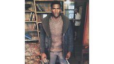 Broderick Hunter, Model @broderickhunter   - HarpersBAZAAR.com