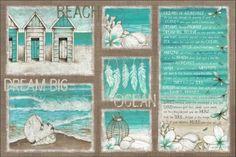 Lisa Pollock - Oceans of Abundance - from the Driftwood Collection. Sea And Ocean, Oceans, Dream Big, Driftwood, Wall Canvas, Indoor Outdoor, Taj Mahal, Meditation, Lisa