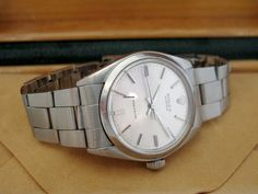 Rolex Oyster Precision Vintage