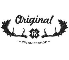 Original Knife shop #crest #typography #logo