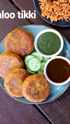 aloo tikki recipe, aloo ki tikki, aloo patties, potato tikki with step by step photo/video. simple & easy patty recipe with boiled & mashed potatoes. Aloo Tikki Recipe, Samosa Recipe, Pakora Recipes, Cutlets Recipes, Chaat Recipe, Paratha Recipes, Veg Recipes, Spicy Recipes, Kitchen Recipes